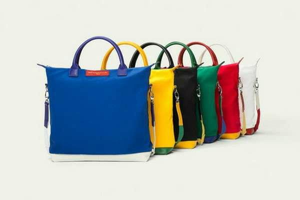 MR.PORTER กระเป๋าจากโอลิมปิก
