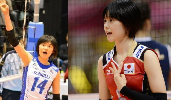 ฮารุกะ มิยาชิตะ สาวนักตบญี่ปุ่น ที่ชายไทยหลงไหล