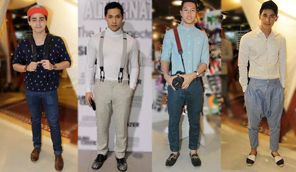 Street Fashion @ Siam อัพเดท 2014