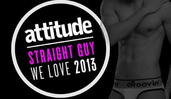 Attitude Thailand ชวนโหวตหนุ่มหล่อล่ำ STRAIGHT GUY WE LOVE 2013
