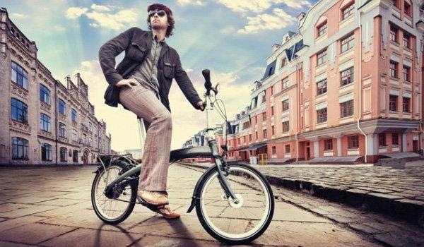 BIKE To Work 4 จักรยาน   ปั่นไปทำงาน   หนีรถติด