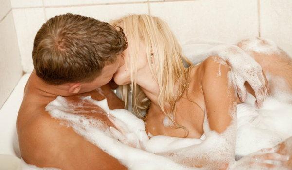 Wild Sex Positions ท่วงท่าที่น่าลอง(ในอ่างอาบน้ำ)