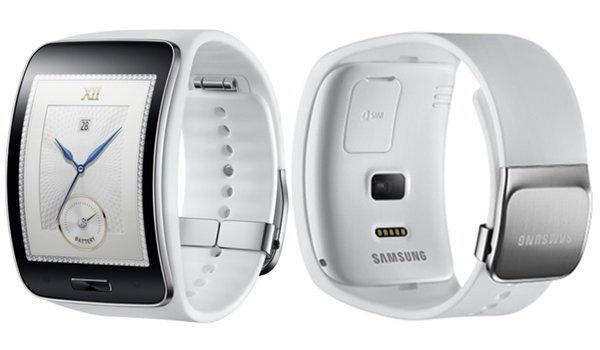 เปิดตัว Samsung Gear S Smartwatch 3G บนระบบ Tizen
