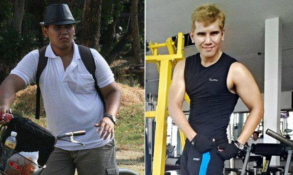 """""""คุณจะลดหรือคุณจะตาย"""" เจาะลึกการลดน้ำหนักจาก 125 กก. สู่ 65 กก."""