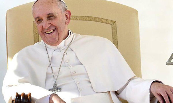"""โป๊ปฟรานซิส: """"คาทอลิกที่ดีนั้นไม่จำเป็นต้องแพร่พันธุ์เหมือนกับกระต่าย"""""""