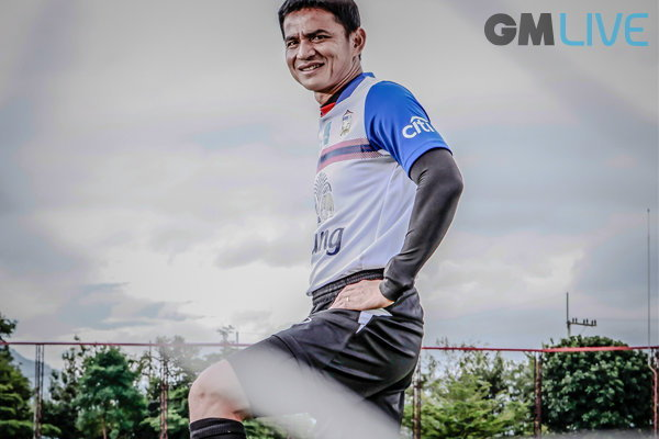 Everything I Know, I Learned From Football-ซิโก้ เกียรติศักดิ์ เสนาเมือง (Part1)