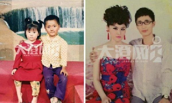 รักเเท้มีอยู่จริง! หนุ่มสาวชาวจีนพลัดพรากนานกว่า 23 ปี สุดท้ายได้มาเเต่งงานกัน