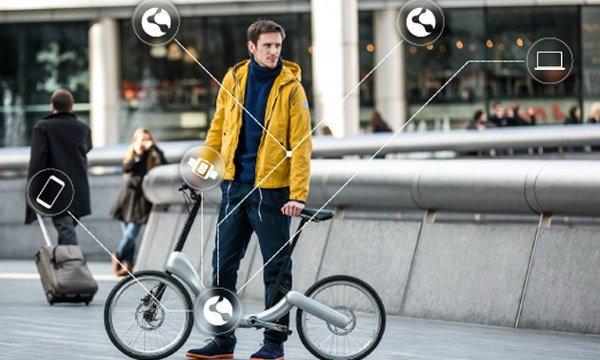 JIVR จักรยานอัจฉริยะ ใช้พร้อมกับ iBeacon