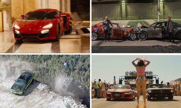 รู้หรือไม่? ว่ารถยนต์ที่ใช้ใน Furious 7 ถ่ายทำเสร็จแล้วไปไหน!