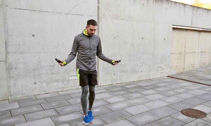 10 ประโยชน์จากการกระโดดเชือก