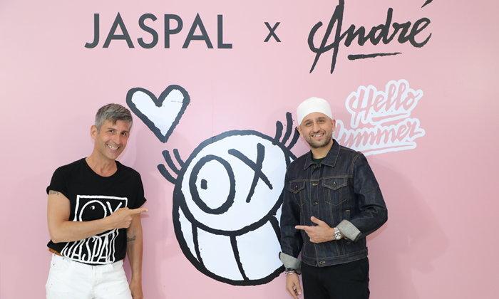 JASPAL Gallery x André กราฟฟิตี้ระดับโลกที่มาพร้อมคอนเซ็ปต์รับลมร้อน