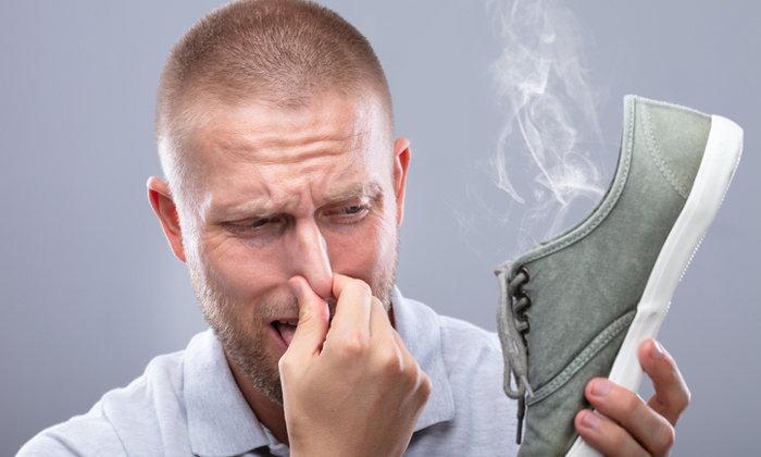 5 วิธีกำจัดกลิ่นเท้าให้อยู่หมัด