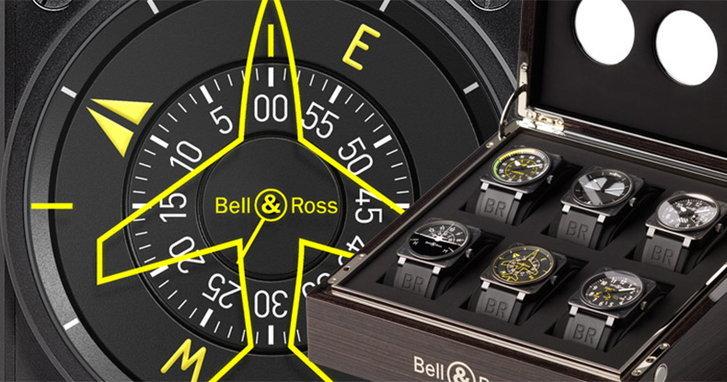 Bell & Ross Aviation Instrument