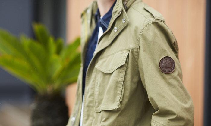 Timberland Travel Fit คอลเลคชั่นเสื้อผ้าสไตล์ปรับแต่ง สำหรับการเดินทางโดยเฉพาะ