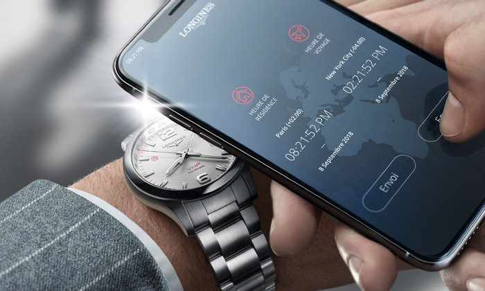 Longines เปิดตัว Conquest V.H.P. GMT Flash Setting นาฬิกาสำหรับนักเดินทาง