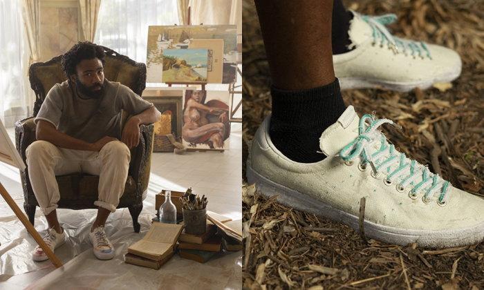 adidas Originals x Donald Glover เปิดตัวรองเท้าคอลเลคชั่นใหม่