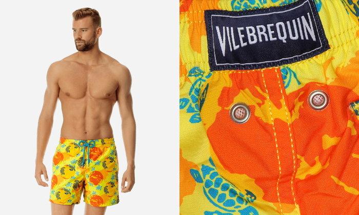 Vilebrequin x Te mana o te Moana เปิดตัวกางเกงขาสั้นเป็นมิตรต่อสิ่งแวดล้อม