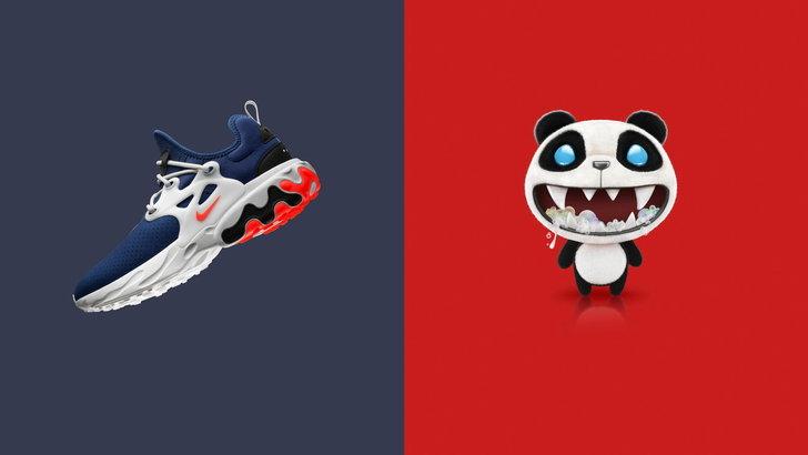 รองเท้าไนกี้ รีแอ็ก เพรสโต้ Nike React Presto