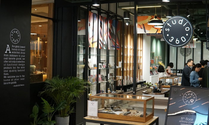 พาชมร้านเครื่องเขียนอิมพอร์ต Studio360 บ้านหลังที่สองของคนรักเครื่องเขียน