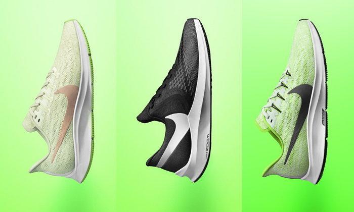 Air Zoom Pegasus 36 รองเท้าวิ่งรุ่นใหม่ตระกูล Pegasus จาก Nike