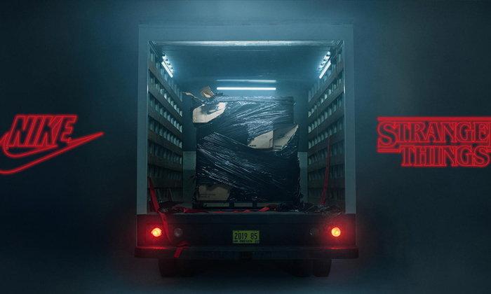 มาตามคาด Nike x Stranger Things เตรียมขายปลายเดือนนี้