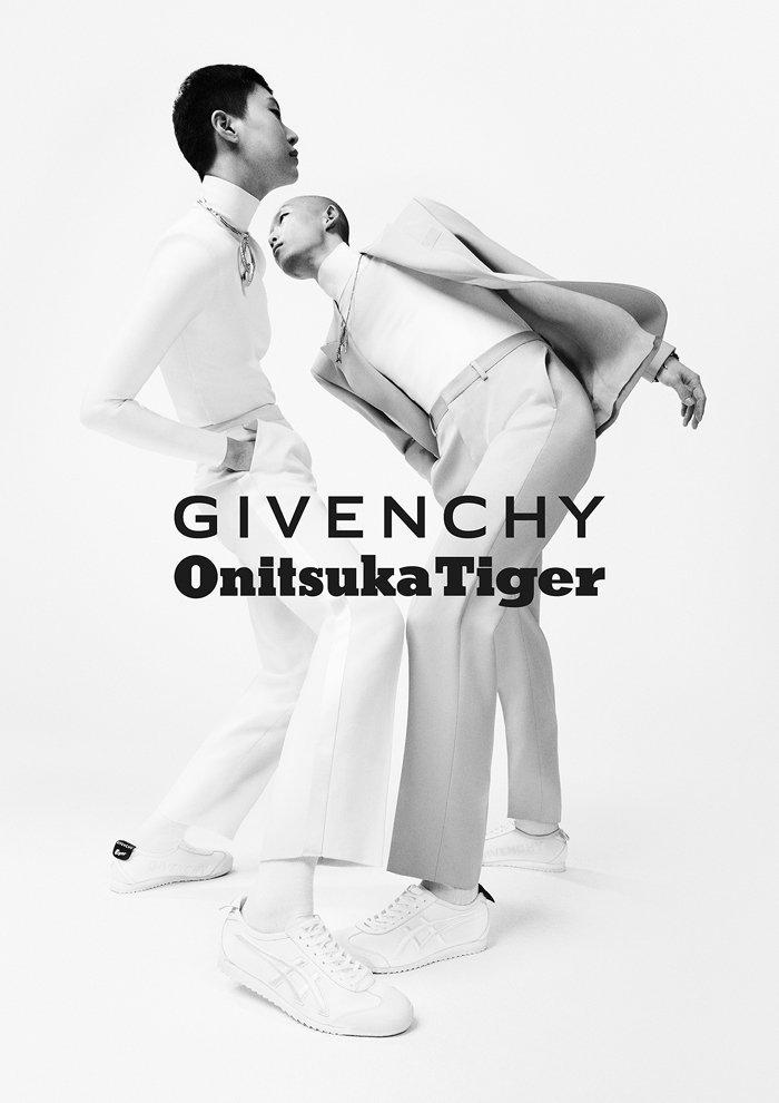 Givenchy X Onitsuka Tiger