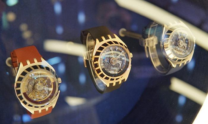 Swatch Flymagic ปฏิวัติวงการนาฬิกาด้วยนวัตกรรมแฮร์สปริง