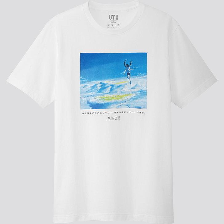Uniqlo UT x Makoto Shinkai