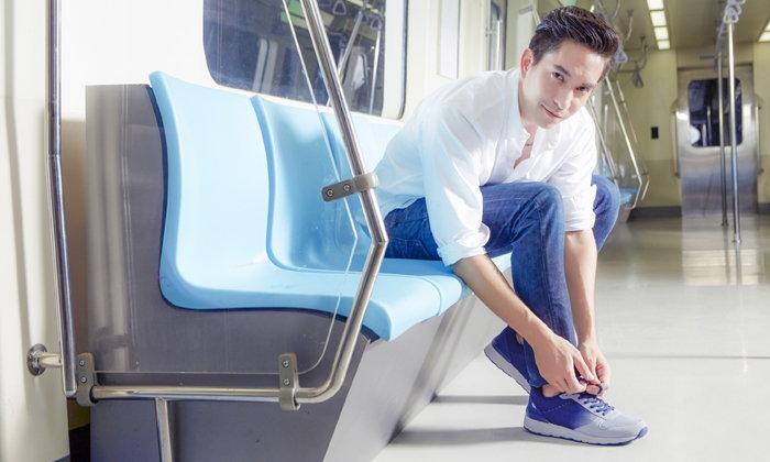 IQ Sport จับมือ หลุยส์ สก๊อต ร่วมออกแบบรองเท้ารุ่นพิเศษ