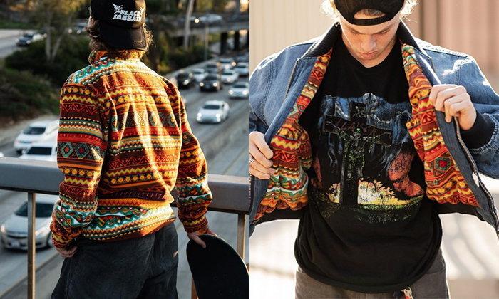 T-Funk คอลเลคชั่นเสื้อผ้าสไตล์วินเทจ แรงบันดาลใจจากชนเผ่านาวาโฮ