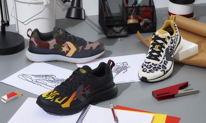Converse ร่วมงานดีไซเนอร์ตํานาน Nike เปิดตัวรองเท้าคอลเลคชั่น Star Series