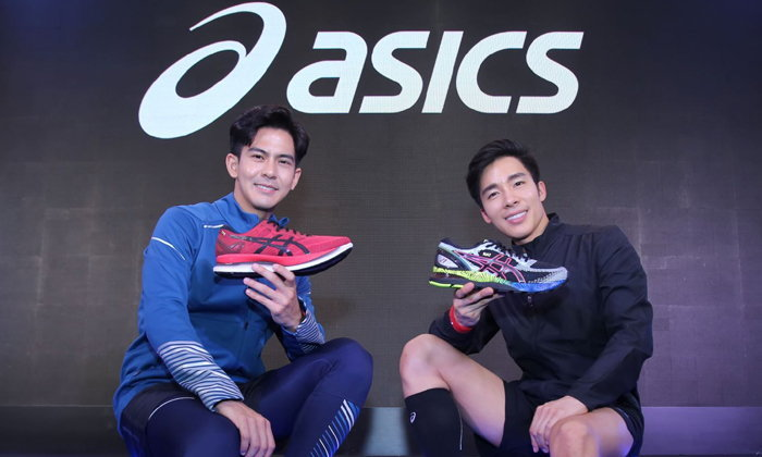 ASICS เปิดตัวรองเท้ารุ่นใหม่ GLIDERIDE™ และ LITE-SHOW™