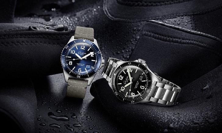 Glashütte Original SeaQ นาฬิกาดำน้ำรุ่นใหม่สำหรับคนรักใต้มหาสมุทร