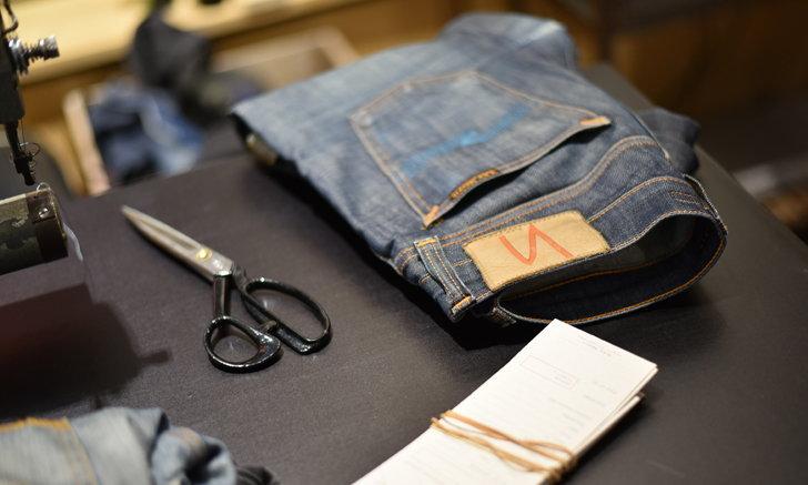 Nudie Jeans เปิดตัวคอลเลคชั่นใหม่ ออร์แกนิก 100%