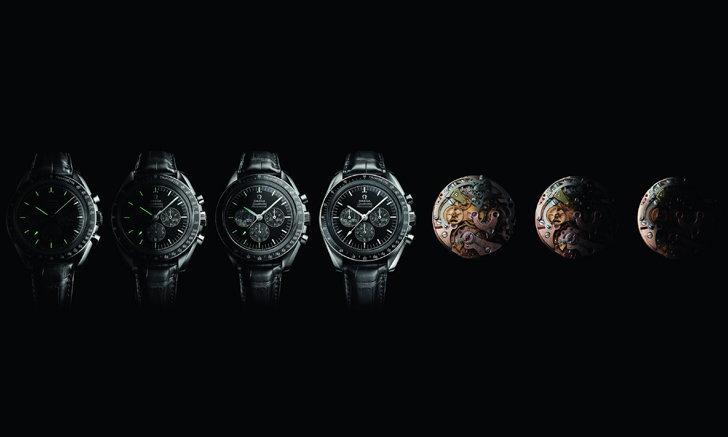 OMEGA เปิดตัวนาฬิการุ่นล่าสุด Speedmaster Moonwatch 321 Platinum