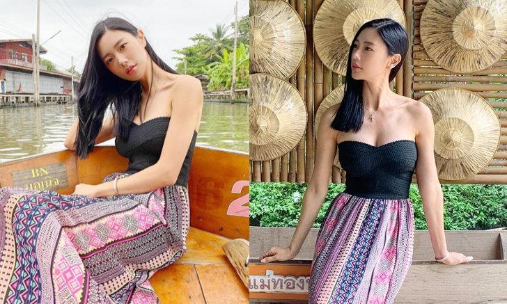"""เปิดความน่ารัก """"คลาร่า ลี"""" เซ็กซี่ไอคอนบินพักผ่อนเมืองไทย"""