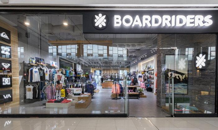 เปิดตัวแล้ว Boardriders Lite สาขาแรกในประเทศไทยและเอเชีย