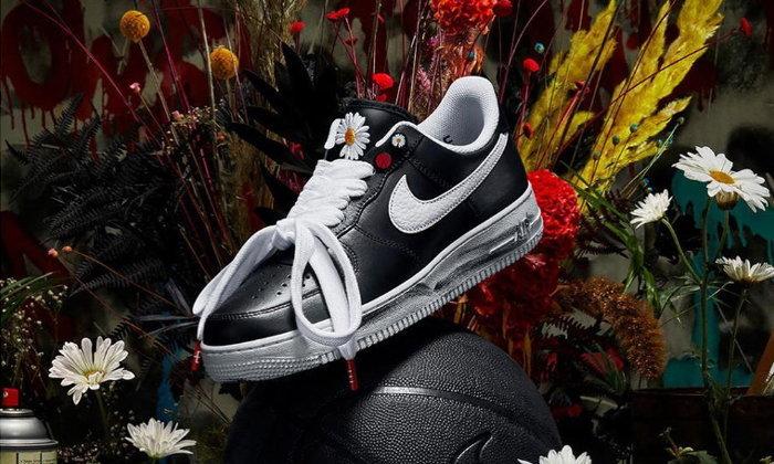 Peaceminusone x Nike Air Force1 รองเท้ารุ่นล่าสุด โดย G-Dragon