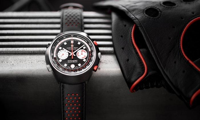 เฉลิมฉลองก้าวสำคัญแห่งการสร้างสรรค์นาฬิกา Hamilton Chrono-matic 50
