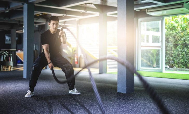 5 วิธีคาร์ดิโอสำหรับหนุ่มๆ ที่เบื่อการวิ่ง