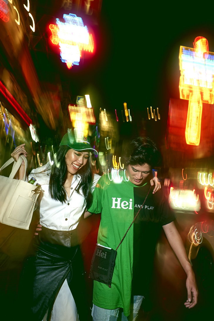 Heineken X Q Design and Play