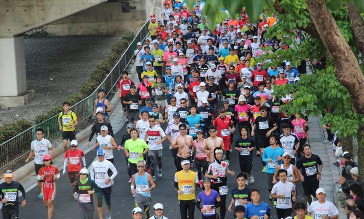 ไปวิ่งที่โอกินาว่ากัน! รวมงานวิ่งมาราธอนตลอดปีในโอกินาว่าที่เหล่านักวิ่งต้องไป