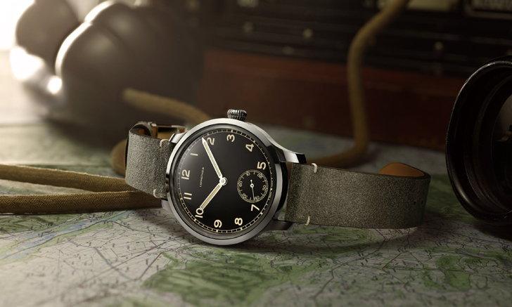 Longines พาย้อนเวลาสู่นาฬิการุ่นคลาสสิกกับ The Longines Heritage Military 1938