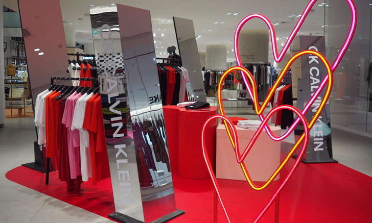 Valentine's Day Special Collection จาก CK Calvin Klein