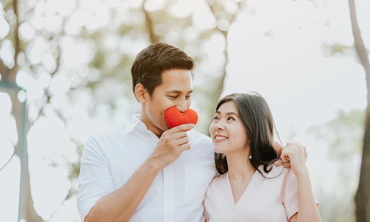 6 พฤติกรรมบอกรัก โดยที่ไม่ต้องพูดคำว่ารักออกมา