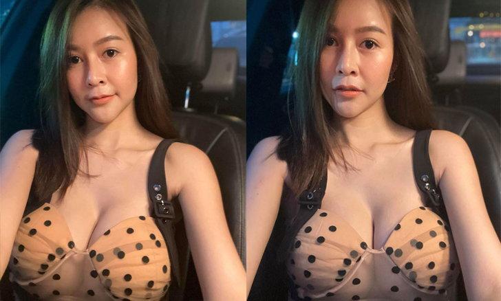 ส่องความเซ็กซี่ จิ๋ว ภัทรญา ขนาดถ่ายรูปเล่นในรถยังน่ามอง