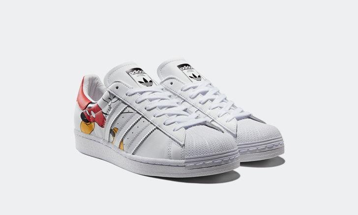 adidas Originals ร่วมฉลองเทศกาลตรุษจีน ด้วยคอลเลคชั่น CNY: Mickey Mouse Pack