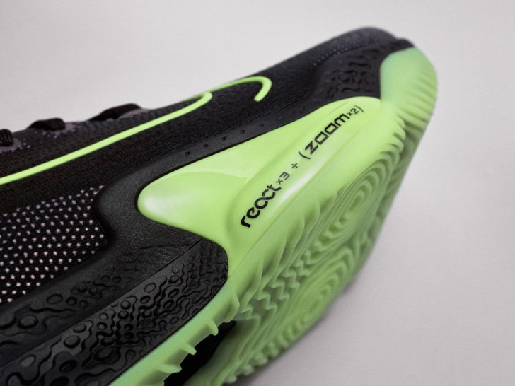 The Nike Air Zoom BB NXT
