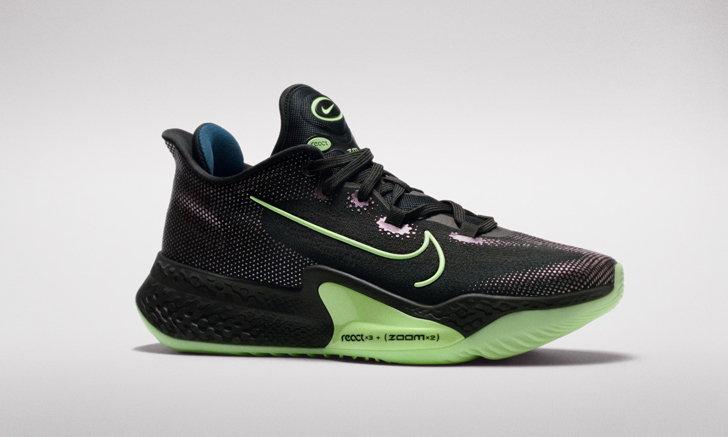 Nike Air Zoom BB NXT เพิ่มการส่งคืนพลังงานในโลกบาสเกตบอล