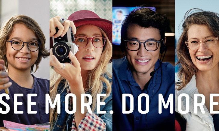 """เอสซีลอร์ชูนวัตกรรม """"Crizal"""" และ """"Optifog"""" ใส่แว่นตาช่วยลดการสัมผัสเพื่อสุขอนามัย"""